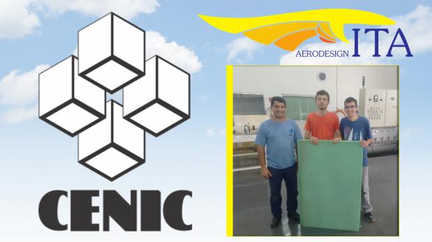 Cenic e AeroDesign ITA